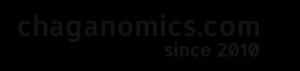 CHAGANOMICS logo with 2010